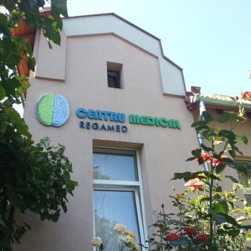 Clinica psihiatrie Regamed - locatia Cluj-Napoca