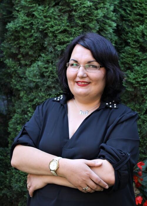 Medic psihiatru Andreea Patrascu