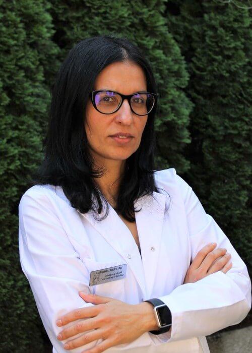 Medic psihiatru Andreea Robe
