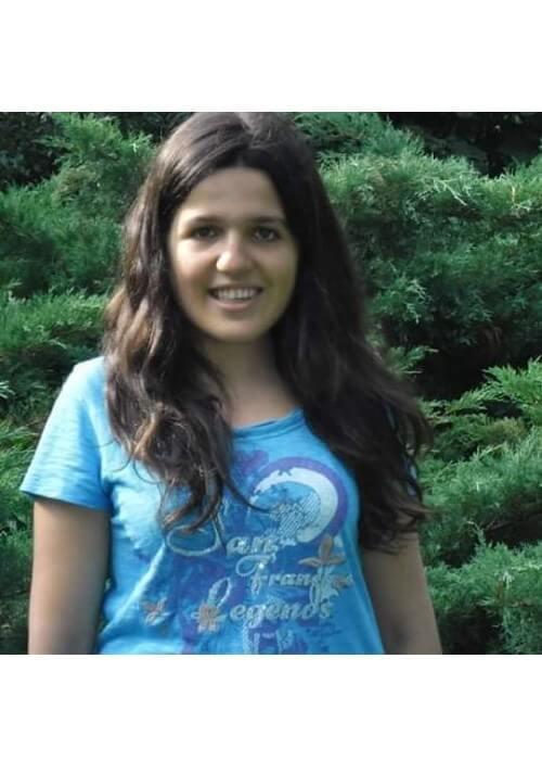 Psiholog Carina Samochis