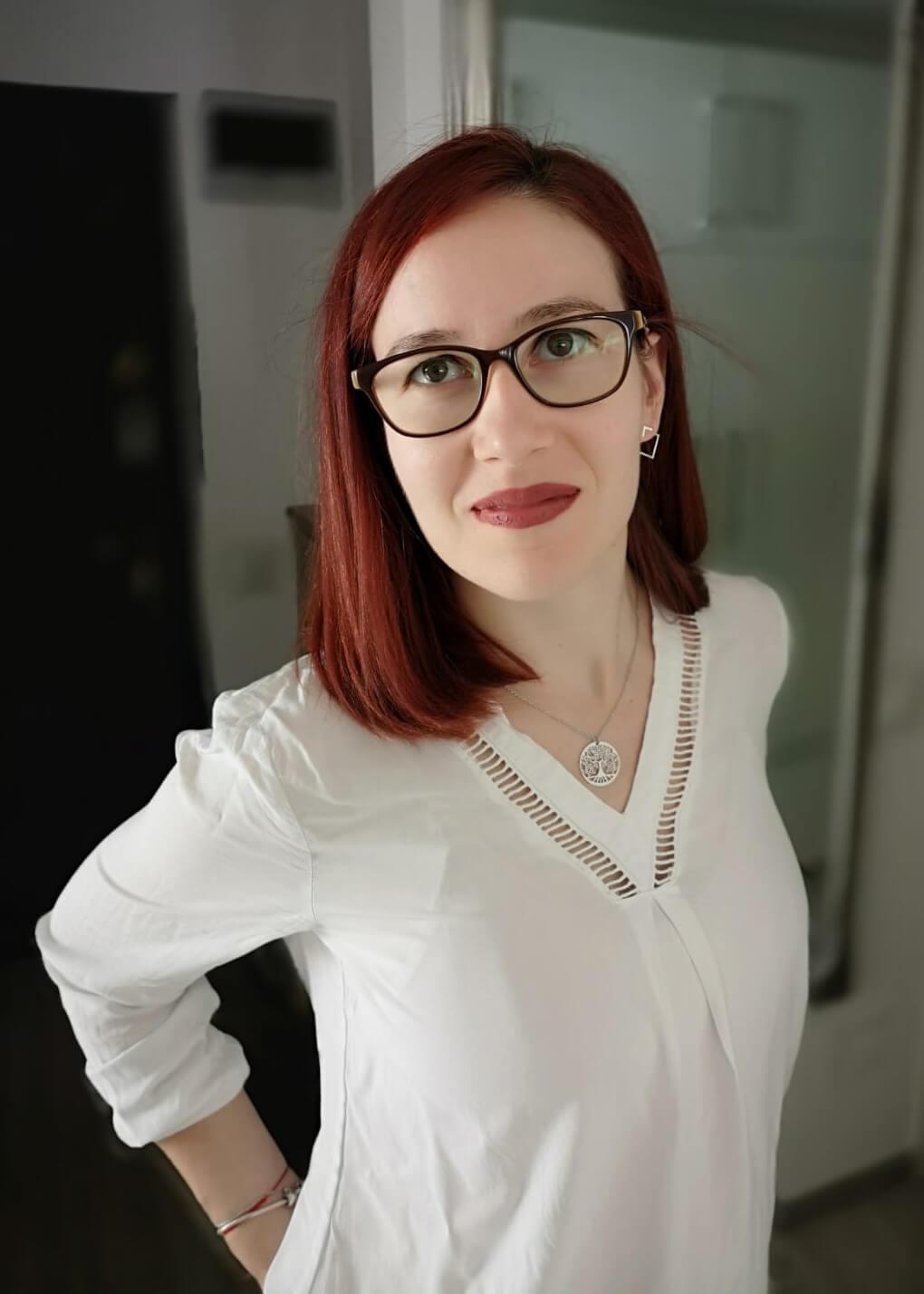 Psiholog Catalina Maghiar
