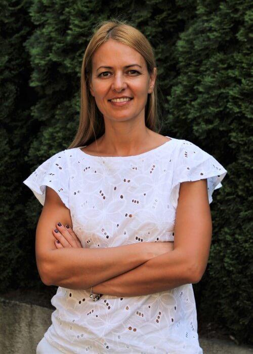 Medic neurolog Cosmina Chis