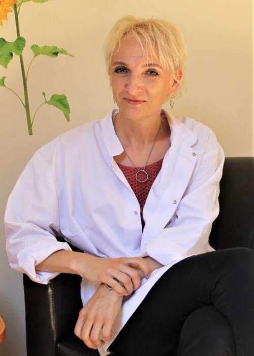 Medic psihiatru Gabriela Muresan
