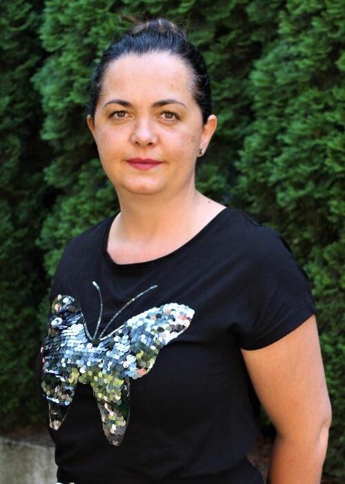 Medic psihiatru Iulia Campean