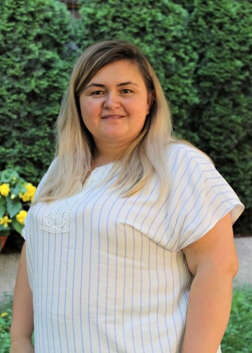 Psihopedagog logoped Petrina Ros